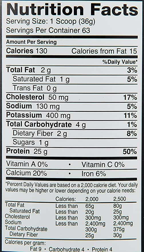 Elite Whey Protein 5 lb (2268g) EU: Amazon.es: Alimentación ...