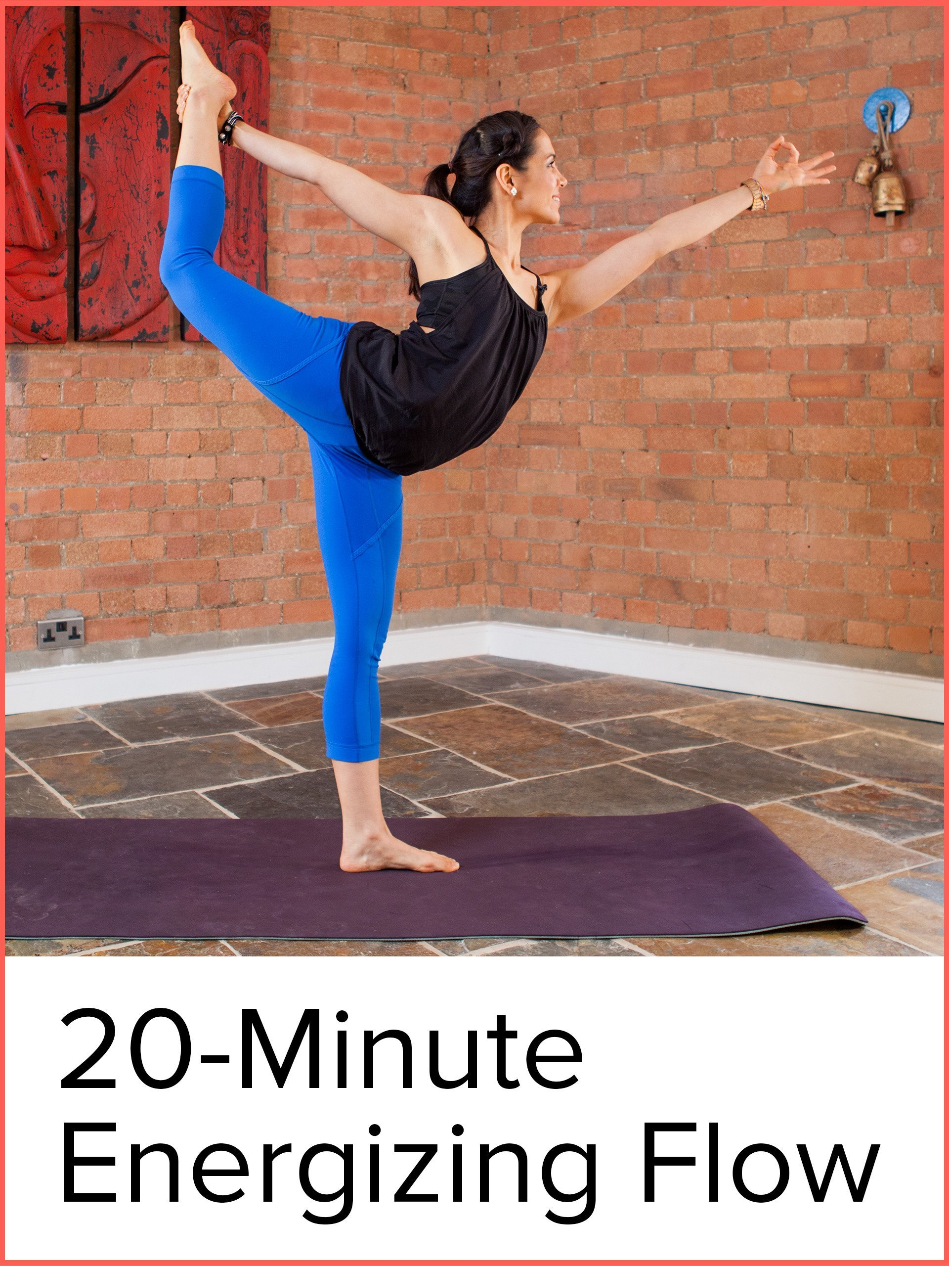 Amazon com: Watch Morning Yoga: 20-minute Energizing Flow