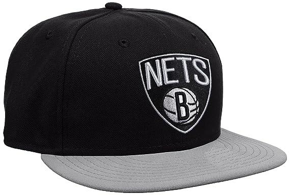 28c3bd72d289 A NEW ERA Era NBA Basic Brooklyn Nets Gorra, Hombre: Amazon.es: Ropa ...
