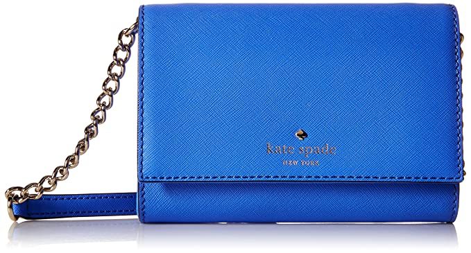 cdffe9045 kate spade new york Cedar Street Cami Convertible Cross Body Bag, Adventure  Blue, One