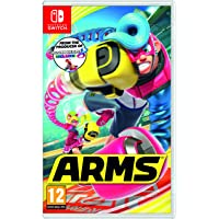 Arms [Nintendo Switch] (CDMedia Garantili)