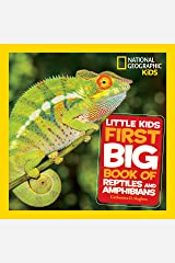 Little Kids First Big Book of Reptiles and Amphibians Kindle Edition