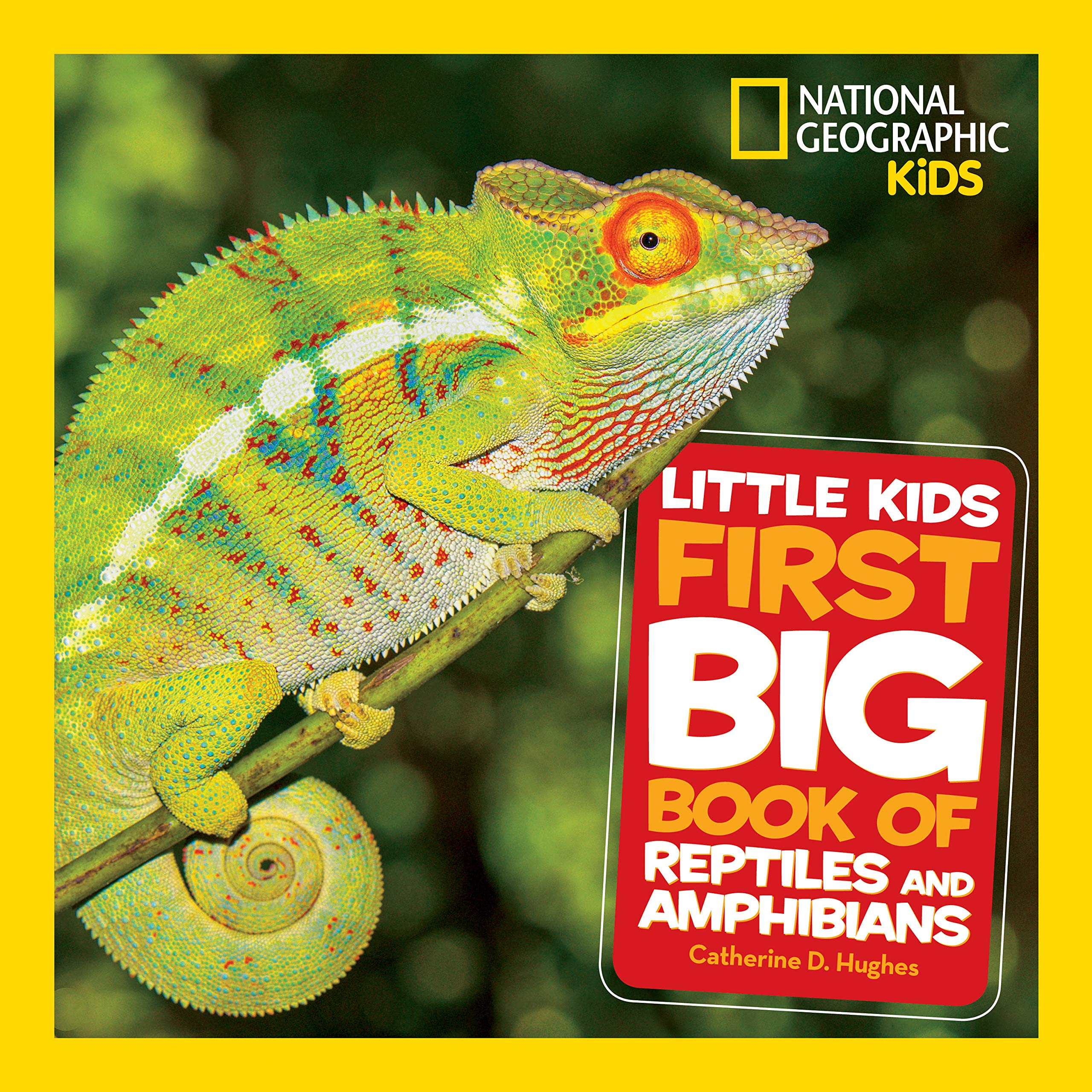 National Geographic Children's Books (September 8, 2020)