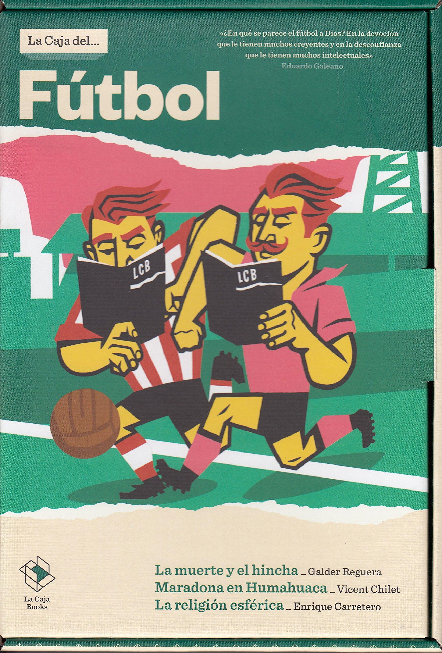 Caja del fútbol,La (La Caja Books): Amazon.es: Reguera, Galder ...