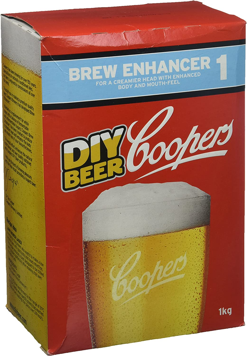 Coopers DIY Brew Enhancer 1 Home Brewing Additive