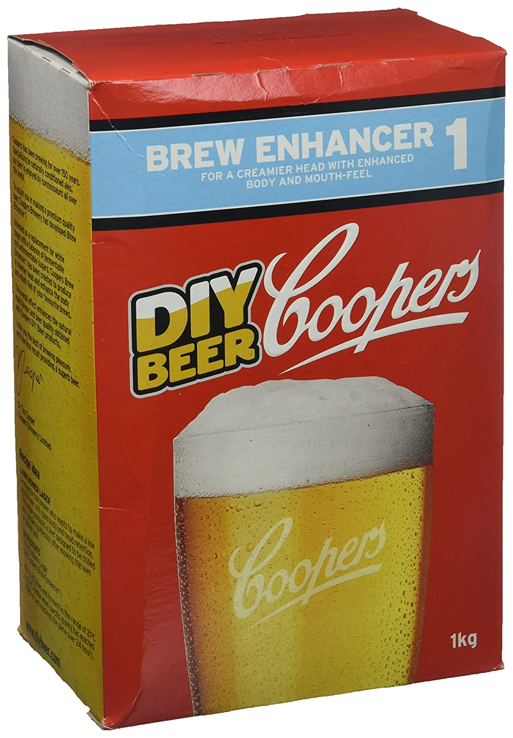 Coopers DIY Brew Enhancer 1 Home Brewing Additive Coopers DIY LLC dba Mr Beer 645