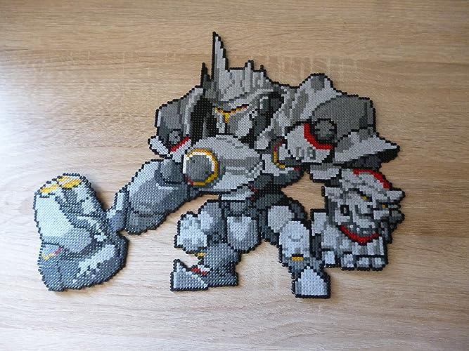 estetica di lusso comprare on line abile design Overwatch : Tag pixel to Perler beads - Sprite - Pixel Art ...