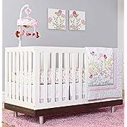 Just Born Crib Bedding Set, Botanica