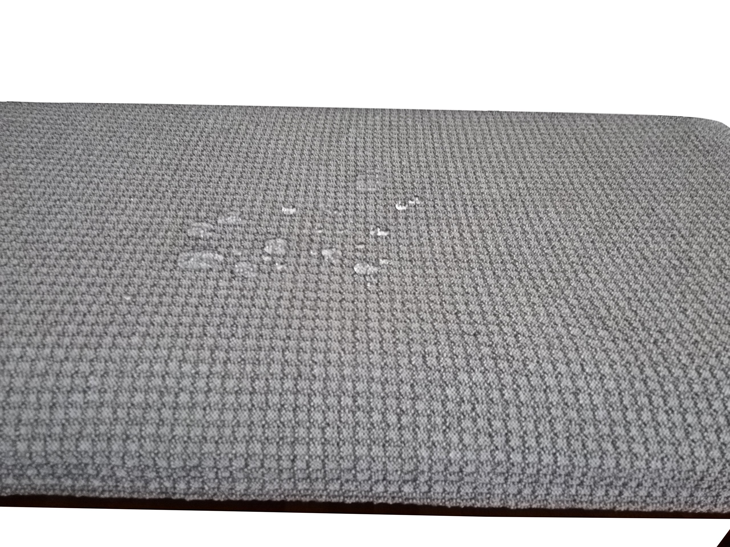 Waterproof Piano Bench Cover Protector - Perfect For Pets, Kids, Elderly, Wedding, Party - Machine Washable, Elastic, Removable,Many Color Choices, Clean the Mess Easily(Grey) by Qualitrusty (Image #5)