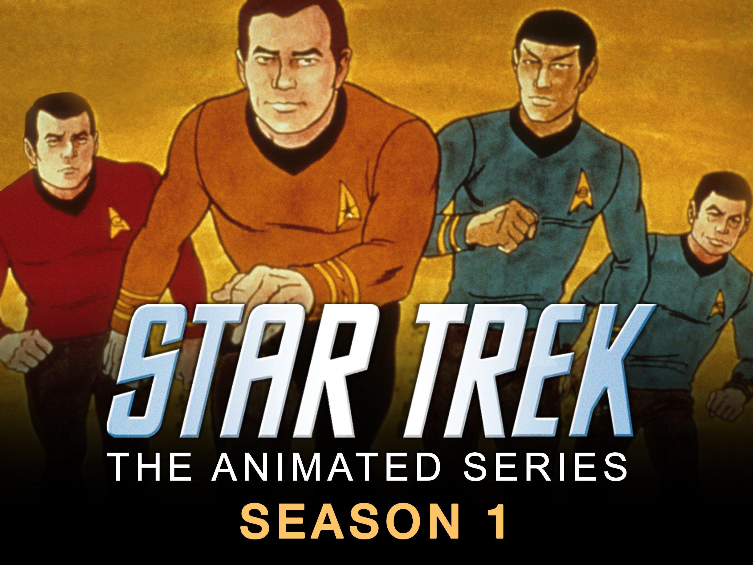 Amazon.com: Star Trek: Animated Season 1: William Shatner, Leonard ...