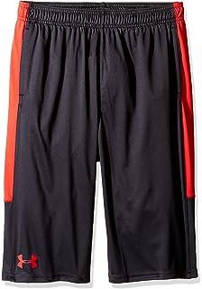 d8b738840 Amazon.com : Under Armour Boys Maquina Shorts : Clothing