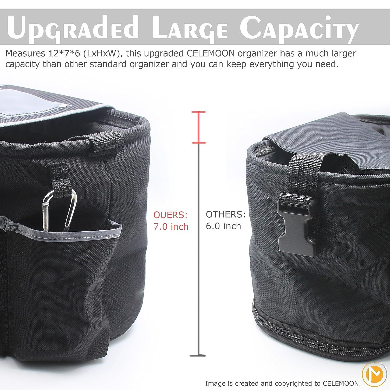 Amazon.com : CELEMOON Stroller Organizer Bag - Premium Quality ...