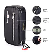 Deals on MedBuddy Insulated Premium Medical Case