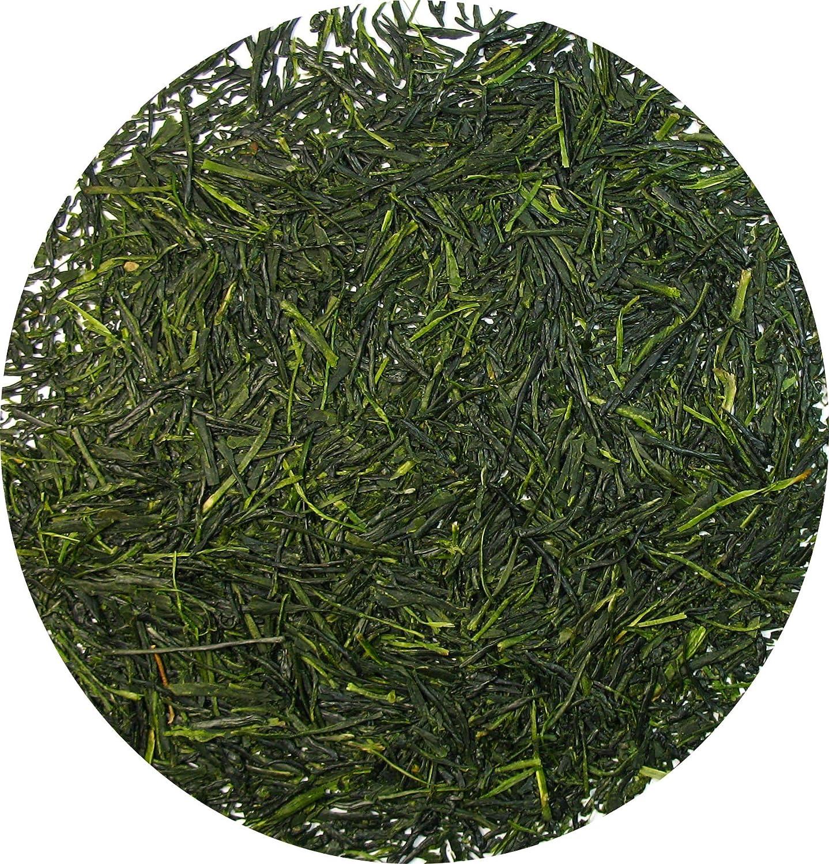 Greenhilltea Premium Gyokuro Japanese Green Tea finest green tea loose leave tea - 4 OZ Tea Bag.