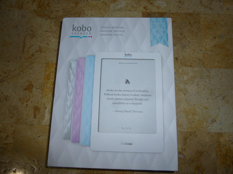 Kobo Touch - E-Reader (15.24 cm (6