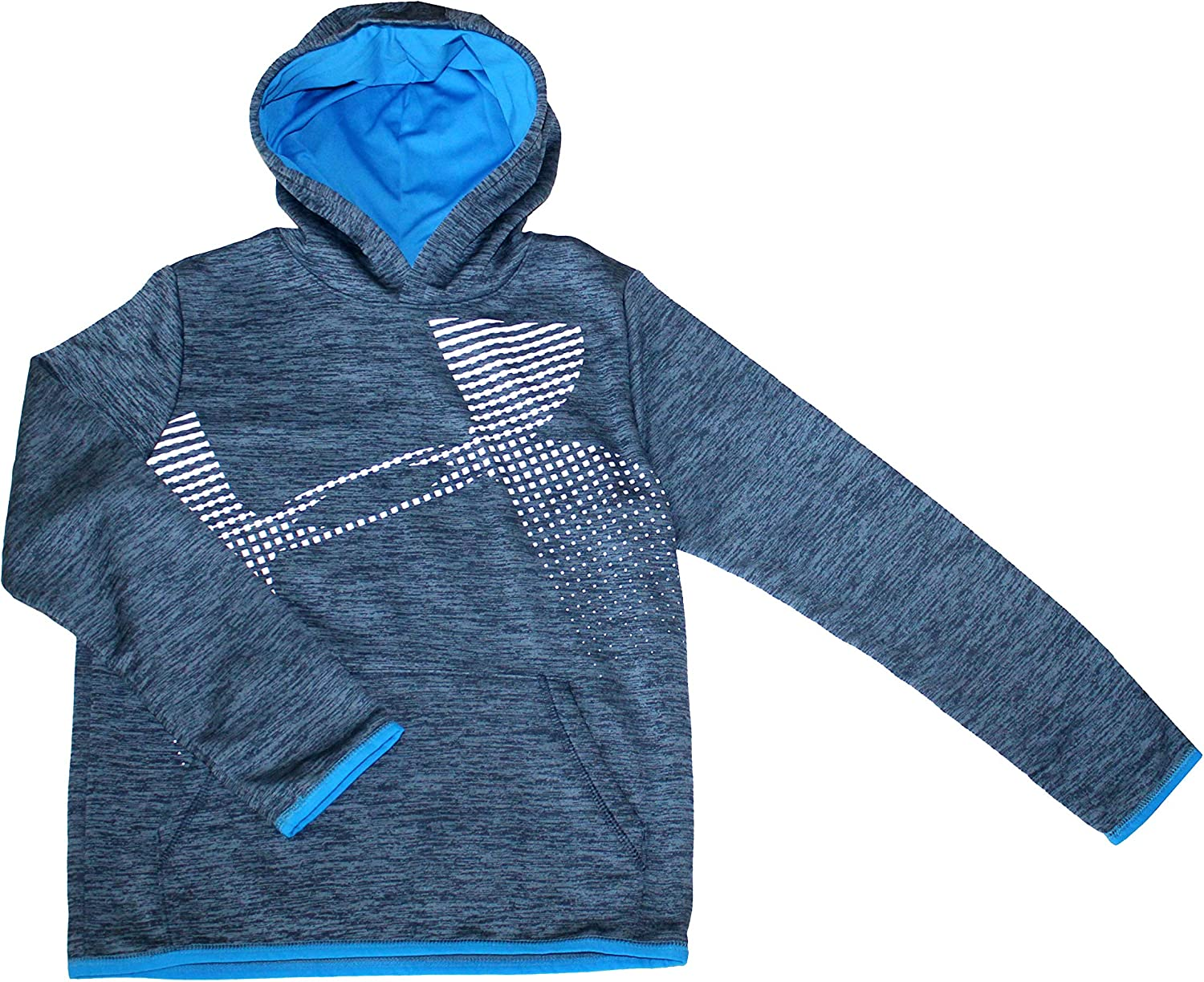 Under Armour Youth Boys Athletic Hoodie Big Logo Pullover 1318192