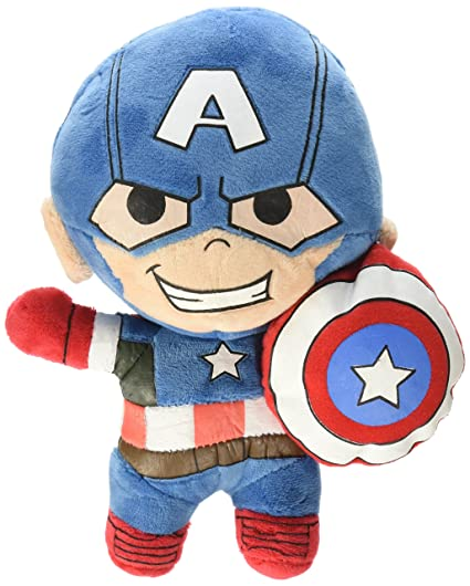 Ruz Imagine Captain America - Juguetes de Peluche (Toy ...