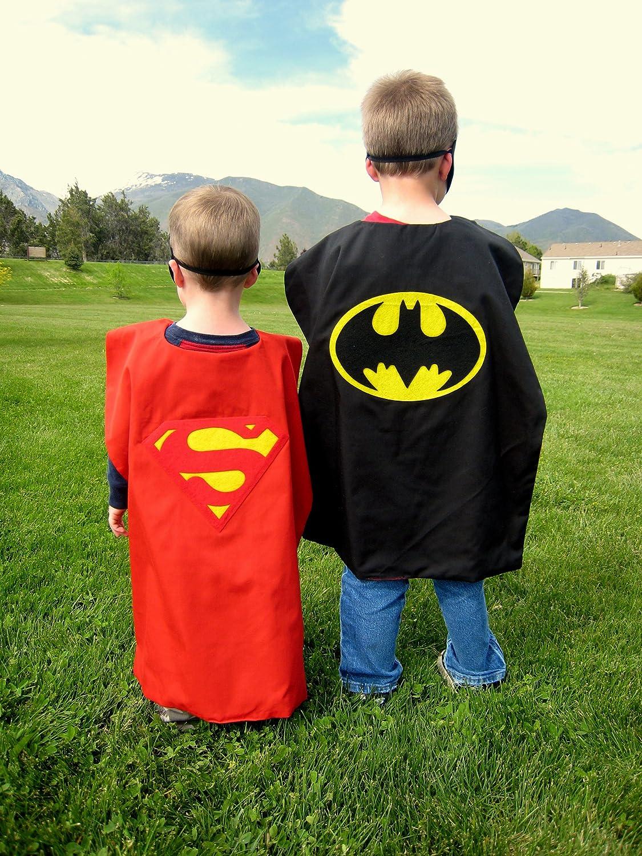 Reversible RED Superman Batman