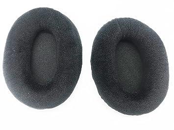 Almohada de repuesto para almohadillas de auriculares de repuesto más gruesas, almohadillas para auriculares Kingston