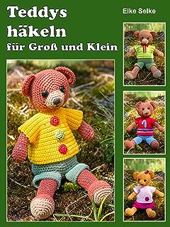 Hab Mich Lieb Bär Häkelanleitung Große Puppen Zum Liebhaben 2