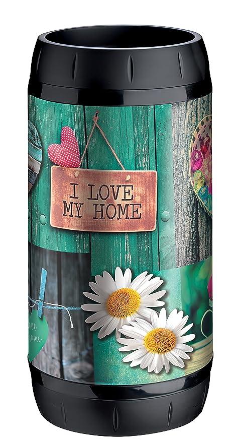 150 opinioni per Meliconi I Love My Home Portaombrelli Metallo, Multicolore 25x25x50 cm