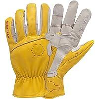 StoneBreaker Gloves Rancher Large Work Glove Large Yellow