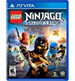 LEGO Ninjago: Shadow of Ronin - PlayStation Vita