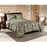 Mossy Oak Break-Up Infinity Mini Comforter Set, Full