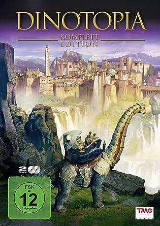 Dinotopia KomplettEdition DVDs Amazonde Tyron Leitso - Minecraft dinotopia spielen