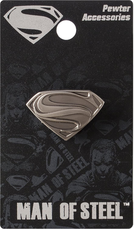 Superman I Saw The Man Of Steel Promo Pin DC Comics 1993