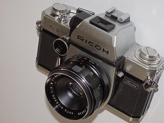 Cámara Réflex fotos Camera – SLR Ricoh TLS 401 incl. Lente Auto ...