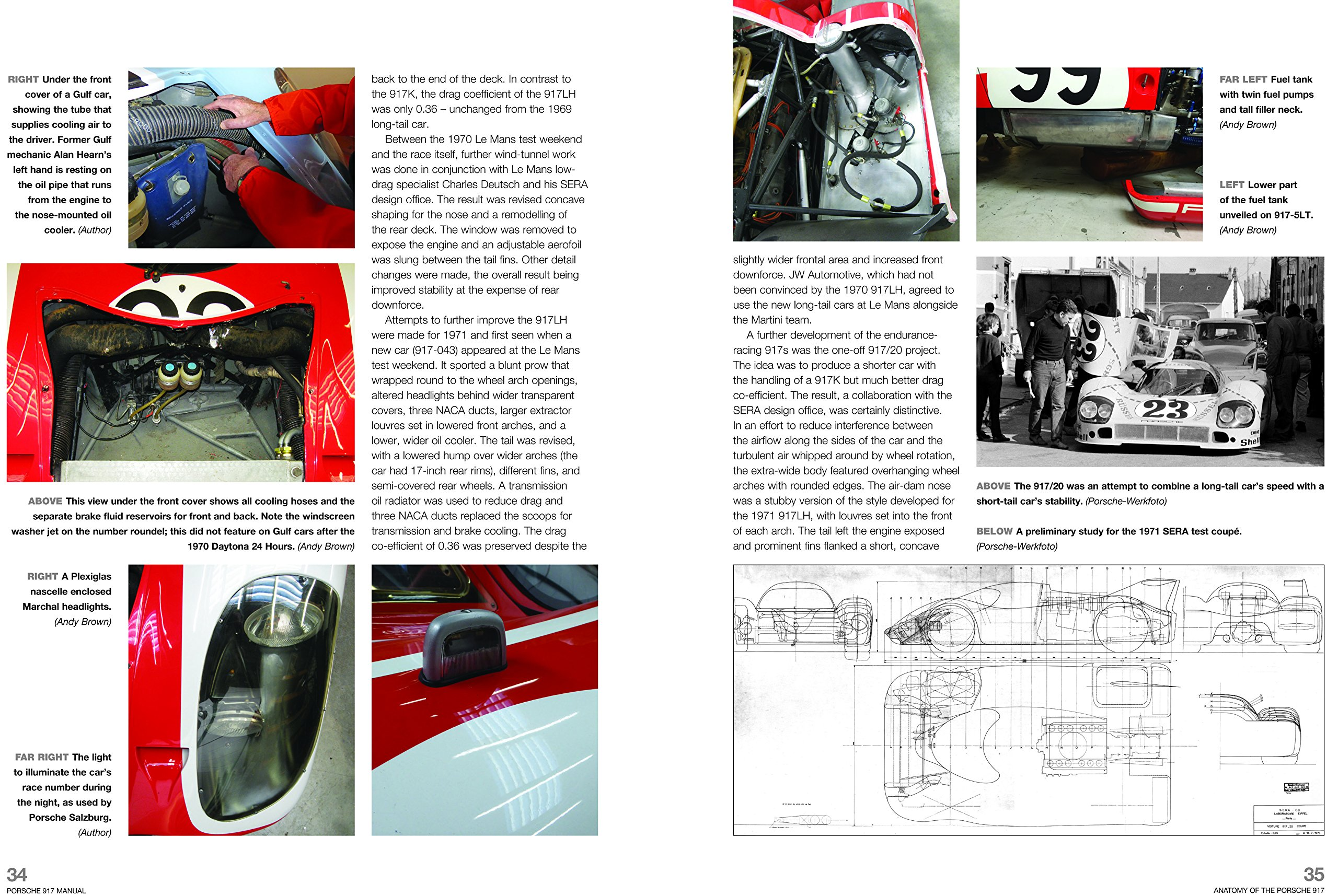 Porsche 917 Owners' Workshop Manual 1969 onwards (all models): An insight  into the design, engineering, maintenance and operation of Porsche's  legendary ...
