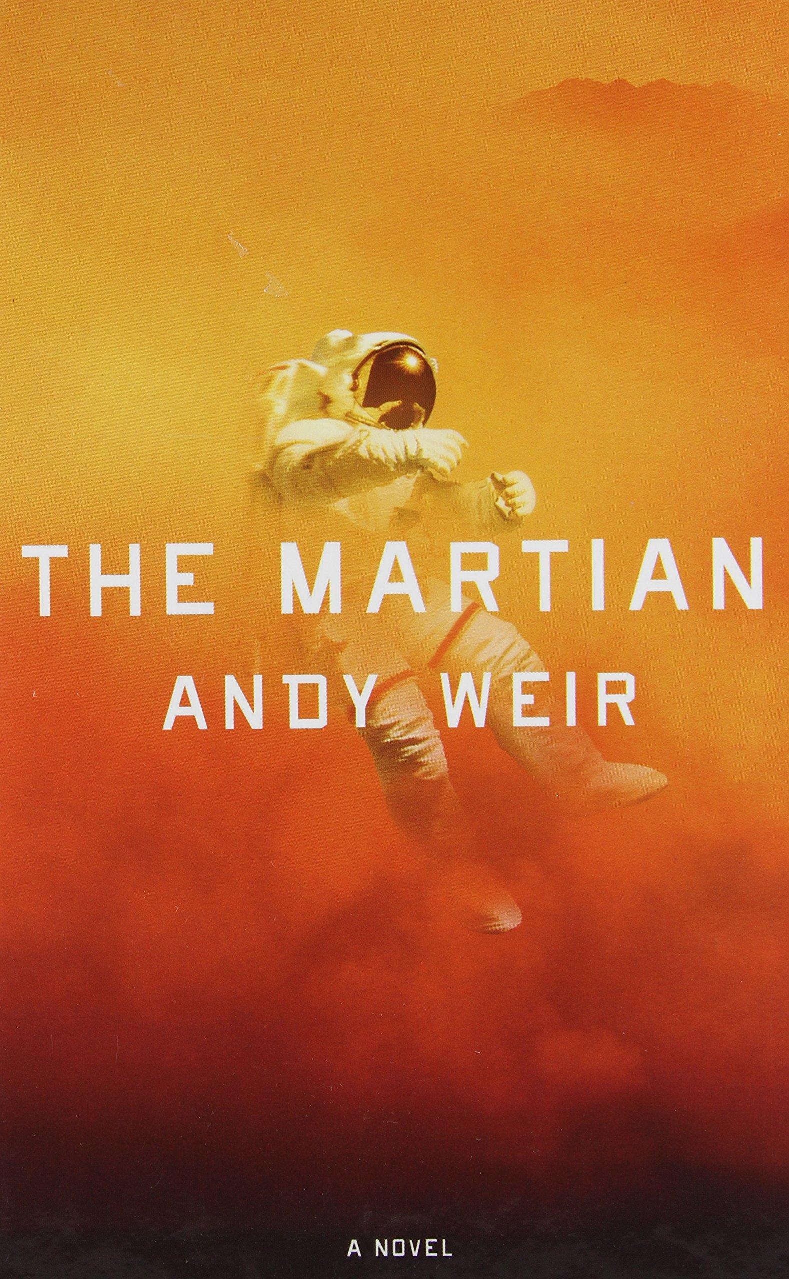 The Martian (Thorndike Press Large Print Thriller): Amazon ...