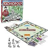 Hasbro Gaming C1009100 Monopoly Classic, Tysk Version