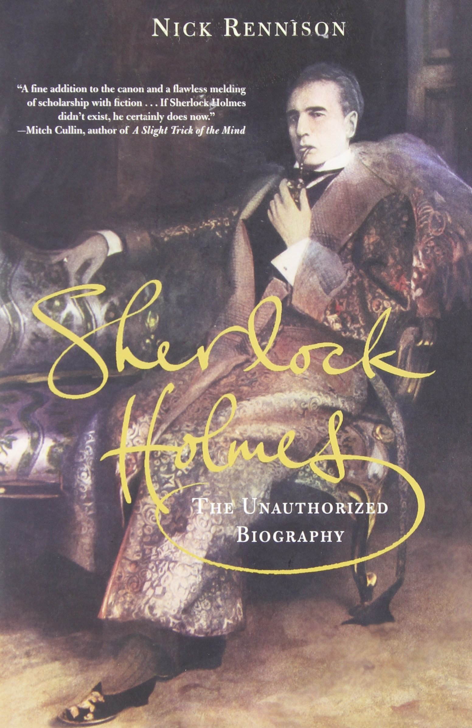 sherlock biography