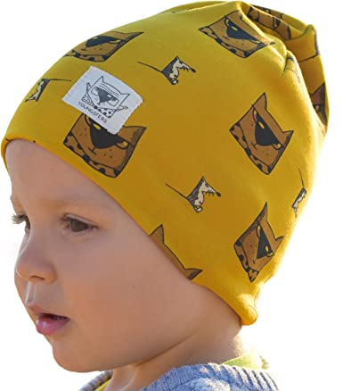 Unisex Baby Cap Beanie Boy Girl Toddler Infant Child Cotton Soft Hats Magic