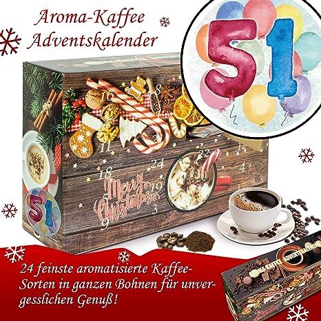 Geschenke Weihnachtskalender.Geschenke Zum 51 Weihnachtskalender Weihnachtskalender Ganze