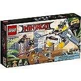 LEGO Ninjago Manta Ray Bomber 70609 Building Kit (341 Piece)