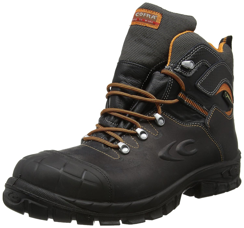 Cofra 13030-000.W41 Chaussures de s/écurit/éGalarr S3 Wr SRC Taille 41 Noir