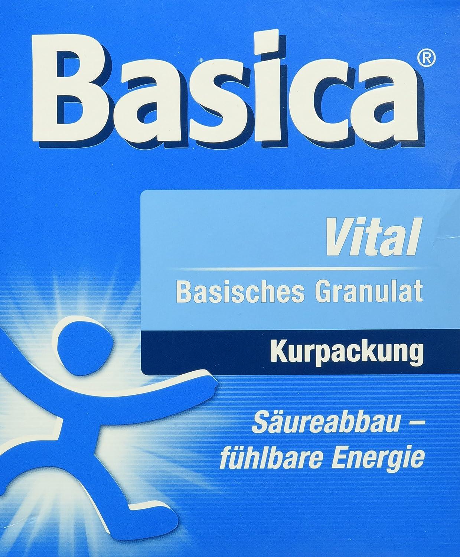 Basica Vital Basisches Granulat, 1er Pack (1 x 800 g): Amazon.de ...