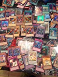 200 YuGiOh Card Lot! 15 Rares & 10 Holos! FREE