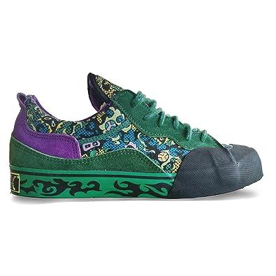 Bernd Hummel Zapatos Unisex (45 EU, Morado)