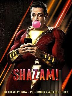 Book Cover: Shazam!