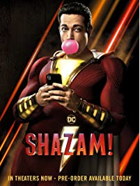 Shazam! (Blu-ray + DVD + Digital Combo Pack) (BD)
