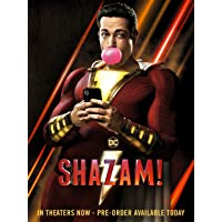 Shazam! (BIL/4K Ultra HD) [Blu-ray]