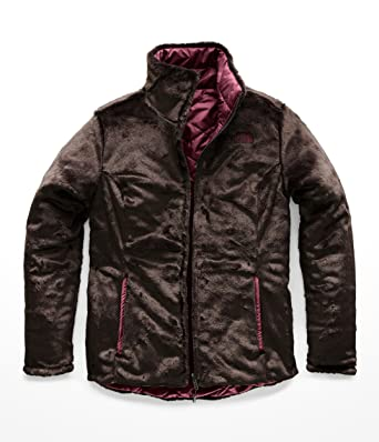 6afeb1873914 The North Face Women s Mossbud Insulated Reversible Jacket - Fig    Bittersweet Brown - XS