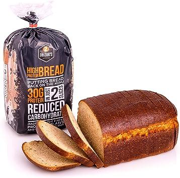 Dr zaks High proteína Bread: Amazon.es: Salud y cuidado personal