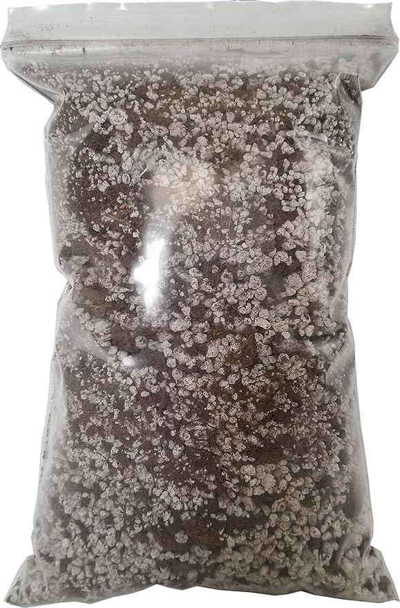 Sustrato turba rubia 1 litro + Planta carnívora de regalo: Amazon.es: Jardín