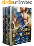 Highlanders to Fall For: A Medieval Scottish Historical Romance Collection (English Edition)