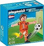 Playmobil - 4735 - Jeu de construction - Joueur équipe Pays-Bas